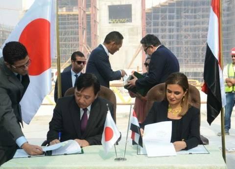 """توقيع خطابات تمويل """"المتحف الكبير"""".. والسفير الياباني: حريصون على دعم مصر"""