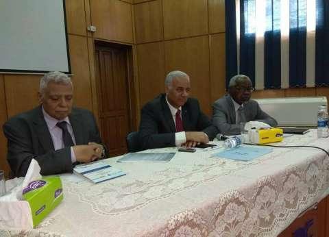جامعة الإسكندرية تنضم لرابطة الجامعات الإسلامية