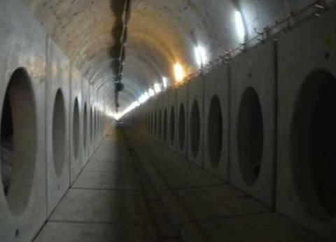 استكمال الأعمال في مشروع أنفاق بورسعيد بإجمالي 4 كيلو متر