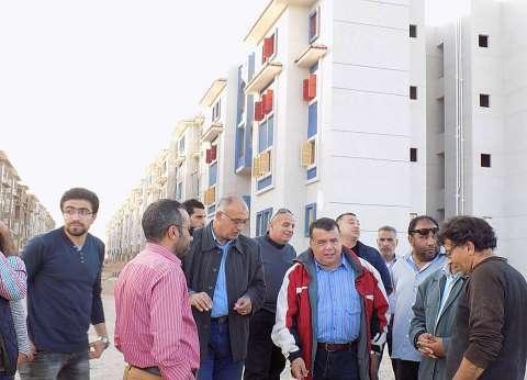 """""""تعمير جنوب سيناء"""": استكمال أعمال تطوير هضبة """"أم السيد"""" بشرم الشيخ"""