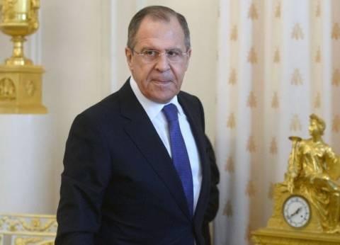 """""""الخارجية"""" الروسية: لافروف يزور قطر والكويت والإمارات الأسبوع المقبل"""