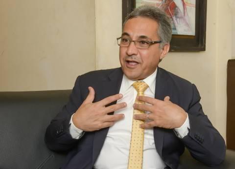 أحمد السجيني: البرلمان لم يتدخل في حركة المحافظين الجديدة