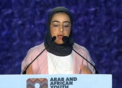 شابة بحرينية: تقدم أممنا قضيتنا الأولى.. والشباب هم القادرون على ذلك