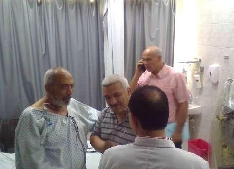 """رئيس مدينة المحلة يطالب بفتح تحقيق فى التعدي على أطباء """"كفر دخميس"""""""