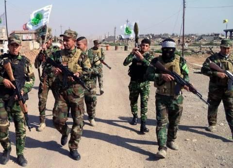 """قتيلان من """"الحشد الشعبي"""" العراقي بقصف قرب الحدود السورية"""