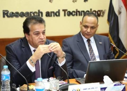 الدكتور أشرف شعلان رئيسا للمركز القومي للبحوث