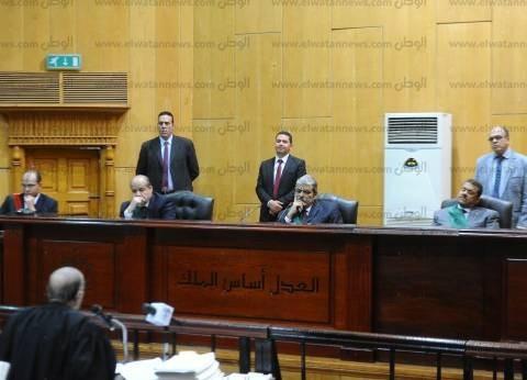 تأجيل إعادة محاكمة متهم في أحداث البدرشين لـ16 مايو