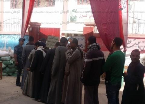إصابة مواطن بهبوط في الإسكندرية أثناء الإدلاء بصوته في الاستفتاء