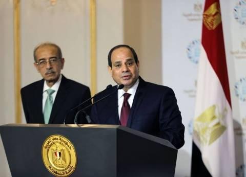 عاجل| السيسي يوجه الحكومة بخطة للتسليم والتسلم بين الوزراء