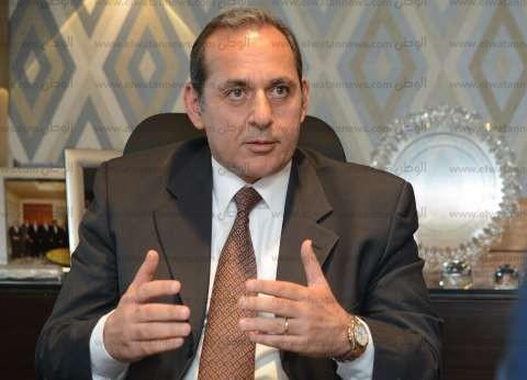 """هشام عكاشة: مليار دولار حصيلة البنك الأهلي من قرار """"تعويم الجنيه"""""""