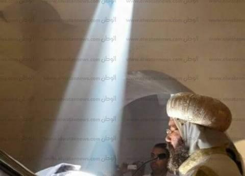 """كاهن """"رئيس الملائكة"""" بالشرقية: الكنيسة شهدت تعامد الشمس على مذبح الدير"""