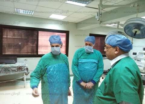 مجازاة 7 من التمريض وفريق مكافحة العدوى بمستشفى ديرب نجم المركزي