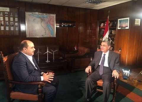 """الليلة..وزير الكهرباء فى حوار خاص مع محمد الباز في """"90 دقيقة"""""""