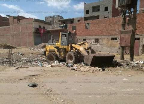 محافظ سوهاج: إزالة 29 حالة تعد على الأراضي الزراعية