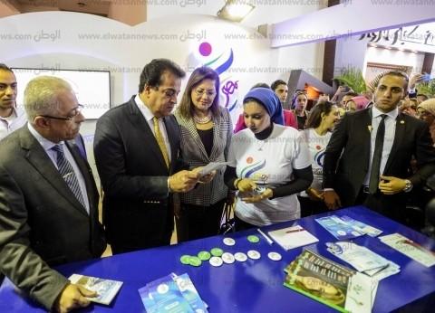 «عبدالغفار»: معرض القاهرة للابتكار يشهد أكثر من 600 فكرة قابلة لـ«التطبيق الصناعى»