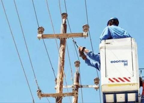 عودة التيار الكهربائي في مناطق بمدينة الغردقة