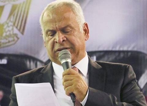 فرج عامر يشيد بإنشاء مدينة رياضية بأسوان: من إنجازات الرئيس