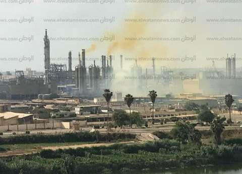"""2 مليار جنيه للتحكم في الملوثات الصناعية لمصنع """"سماد طلخا"""""""