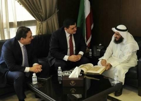 """الأوقاف الكويتية تطالب """"الشوكي"""" بإعداد دورة لترميم المخطوطات لموظفيها"""