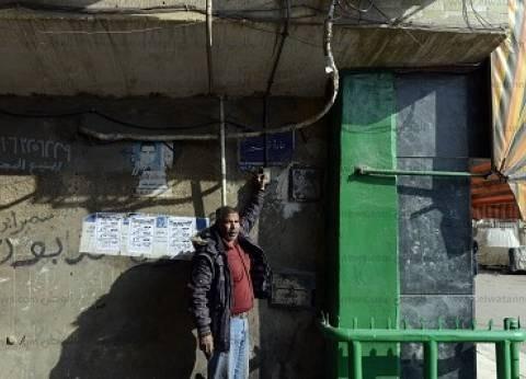 «أبوليلة».. التطوير ينقذ منازل البسطاء من الغرق فى مياه المجارى