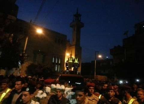 رئيس جامعة المنيا يدين تفير الكنيسة البطرسية الإرهابي