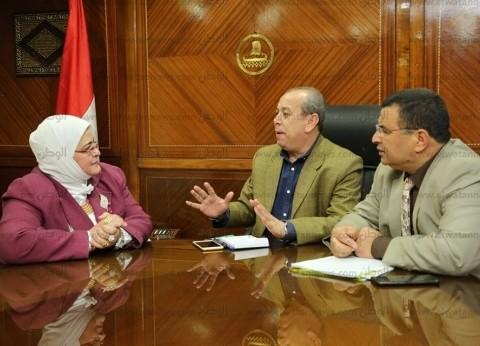 محافظ كفر الشيخ: إلغاء ندب المعلمينباستثناء من بلغوا الـ58