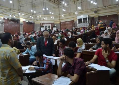 """رصد 4 حالات غش بامتحانات الفصل الدراسي الثاني بـ""""هندسة القاهرة"""""""
