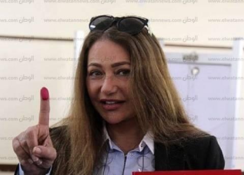 """ليلى علوي: """"مينفعش نطلب أو ننتقد من غير المشاركة في الانتخابات"""""""