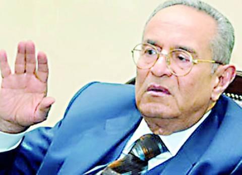 «أبوشقة»: لست من هواة «التكويش» على المناصب وليست لدىّ فواتير لأسدّدها وهدفى إنهاء الصراعات