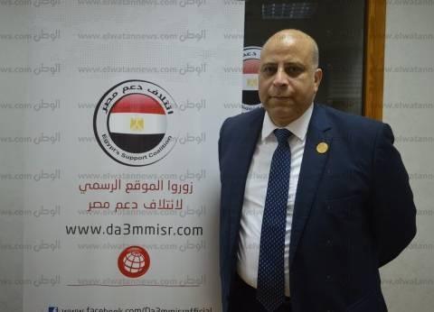 برلماني: ارتفاع متوقع للاستثمارات الأمريكية في مصر عقب زيارة السيسي