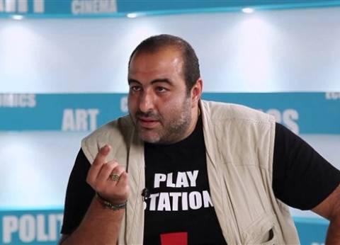 """سامح عبدالعزيز يبدأ تصوير """"أرض النفاق"""" خلال أيام"""