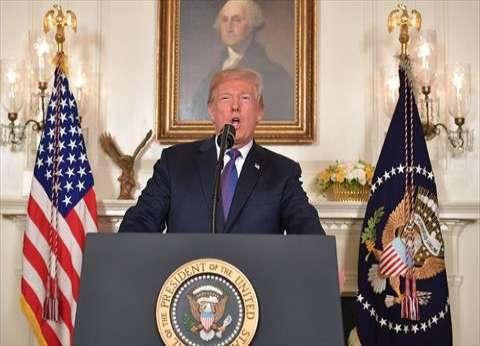 ترامب: الضربة نُفذت بشكل مثالي.. المهمة أنجزت في سوريا