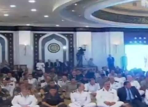 بث مباشر  شعائر صلاة الجمعة من مسجد الشرطة بالقاهرة الجديدة