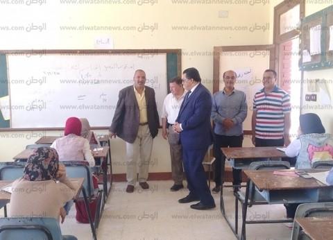"""وكيل """"تعليم جنوب سيناء"""": غياب 14 طالبا عن امتحان الثانوية العامة اليوم"""