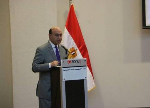 """""""مميش"""": انطلاق مصر لأفاق اقتصادية كبيرة رغم الظروف الصعبة"""