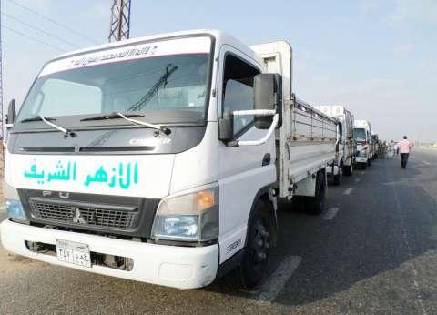 قافلة الأزهر الطبية تفحص 3 آلاف مواطن وتجري 56 عملية جراحية في أسوان