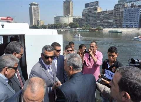 """وزير النقل موجها باتباع إجراءات سلامة مراكب النيل: """"نعيش سويا أو نغرق"""""""