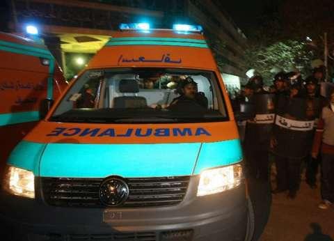 عاجل| مصرع 3 وإصابة 20 في تصادم أتوبيس وسيارتين بطريق بني سويف