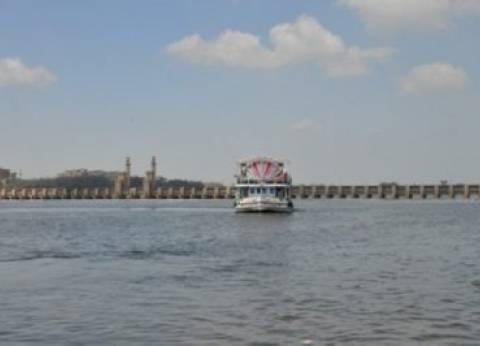 القناطر الخيرية تستقبل مئات الرحلات النيلية في العيد