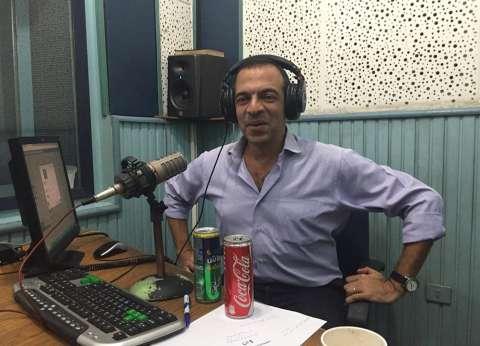 """خالد حبيب يوقع كتابه """"استمارة 6"""" بجناح نهضة مصر"""