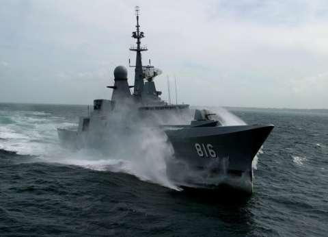 """فرقاطة روسية مجهزة بصواريخ """"كاليبر"""" تتجه إلى البحر المتوسط"""