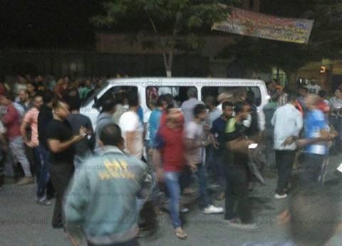 عاجل| أسماء ضحايا الهجوم الإرهابي في حلوان