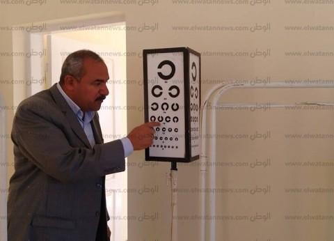 بالصور| رئيس مدينة رأس سدر يتابع تجهيز مركز التأهيل الاجتماعي