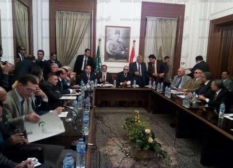 فوز جمال شحاتة بمنصب أمين الصندوق المساعد لحزب الوفد بالتزكية