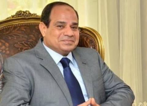 السيسي: الشعب المصري يستحق الحصول على خدمة طبية متميزة