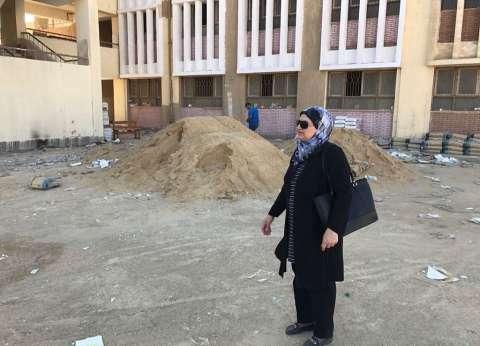 انتهاء أعمال الصيانة الشاملة لـ69 مدرسة في بني سويف