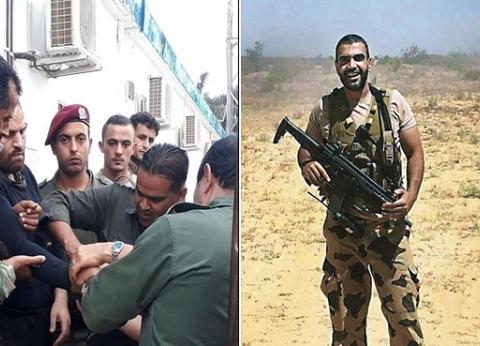 «السيسى» يتحدى الإرهاب فى شمال سيناء