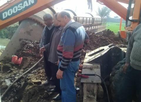 """سياسيون يتهمون """"مياه الفيوم"""" بإهدار المال العام بمشروع خزان """"بيهمو"""""""