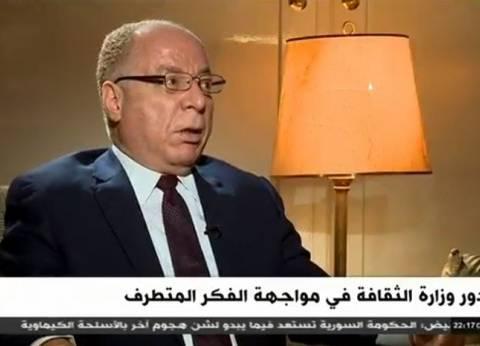 اليوم.. وزير الثقافة يشهد تأبين محفوظ عبدالرحمن بالمسرح القومي