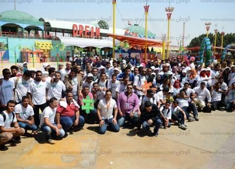 """""""الأورمان"""" تحتفل بـ300 طفل يتيم في كفر الشيخ"""